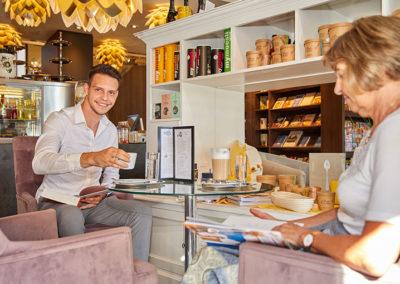 Café und Einzelhandel Schärding
