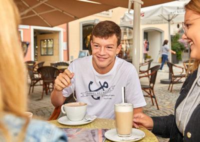 Jugendliche Café Schärding