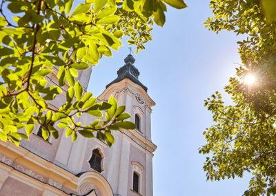 Vornbach Kirche